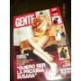Gente 2465 18/10/12 Charlotte Caniggia Martina Stoessel Axel