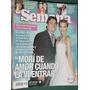 Revista Semana 998 Luisana Lopilato Muere Domingo Cura