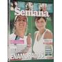 Revista Semana 1011 Ronaldo Avril X Marta Minujin Sandrini