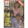 Siete Dias / Nª 1129 / 1989 / Ruben Stella / Claudia Bello /