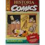 Historia De Los Comics N° 1. Poster Argot Técnico Del Comics