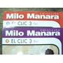 El Clic 3 * Milo Manara * 2 Tomos *