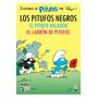 Los Pitufos Negros - Comic - Peyo
