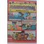Revista Sandokan N1 Ed Columba 1982 Popeye Mandrake Tarzan