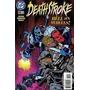 Death Stroke # 59 Dc Comics May 96 Usa Ingles / Zona Devoto