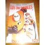 Los Increibles 4 - Disney Pixar Clarin