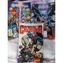 3 Revistas Comics Versus Leyenda De Batman Y Cazador