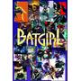 Poster Batgirl Batichica Super A3 Dc Comics Batgirl 1
