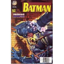 Batman: Hijo Prodigo Tomo 2 Ed. Zinco
