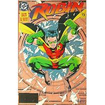 (dc Batman) Robin: Salto Al Vacio - Ed. Zinco