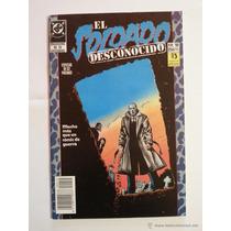 El Soldado Desconocido Dc Comic #10 Ed Zinco 1991 / Z Devoto