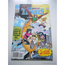 Los Nuevos Titanes # 36 Dc Comics. Ed Zinco 1989 Z. Devoto
