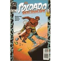 El Soldado Desconocido Dc Comics #2 Ed Zinco 1991 / Z Devoto