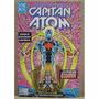 Capitan Atom Dc Comics Num 1 Ed Zinco / Zona Devoto