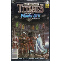 Los Nuevos Titanes # 12 Dc Comics. Ed Zinco 1989 Z. Devoto