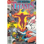 Los Nuevos Titanes # 25 Dc Comics. Ed Zinco 1989 Z. Devoto