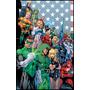 Justice League Of America #1 - Meltzer -benes - Inglés