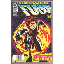 Flash ¡ La Llegada De Impulso !ed. Zinco Ejemplar Nuevo