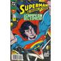 Superman. El Hombre De Acero Nº10. Ed. Zinco