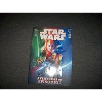 Libro Star Wars Episodio 1 Garbarino - No Envio
