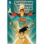 Superman/wonder Woman Núm. 01