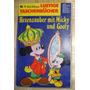 Libro Mickey Mouse De Walt Disney En Alemán - No Envío
