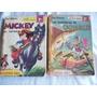 Lote De Dos Revistas Colecciòn El Pato Donald