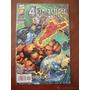 Lote X 3 Los 4 Fantasticos Heroes Reborn (1 2 Y 3) Marvel Fo