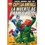 Panini Capitan America La Muerte De Craneo Rojo Nuevo !