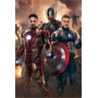 Poster Avengers Vengadores Super A3 Marvel Comics Avengers 3