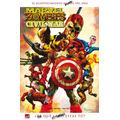 Marvel Zombies - Civil War - Panini España