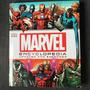 Marvel Enciclopedia 75 Aniversario En Inglés. Actualizada