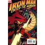 Iron Man - Enter The Mandarin #5 - Casey - Canete - Inglés