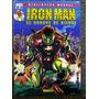Iron Man 20 * Bill Mantro * Biblioteca Marvel * Panini