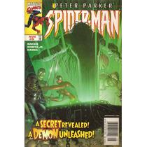 Marvel Spiderman Peter Parker # 8 Usa, Nueva, En Ingles