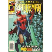 Marvel Spiderman The Amazing Nº8, Usa, Nueva, En Ingles