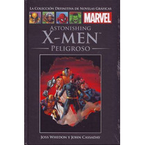 Coleccion Marvel Salvat - Astonishing X-men - Peligroso