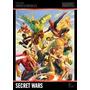 Secret Wars Imprescindibles Marvel Libro Edicion De Lujo