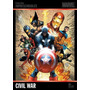 Civil War Imprescindibles Marvel Deluxe Libro - Mark Millar
