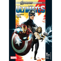 Avengers Presenta: Los Ultimates Vol 1