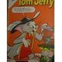 Tom Y Jerry 3 Comics Novaro- Antiguas Historietas