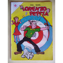 Novaro Lorenzo Y Pepita Nº 117 Año 1959