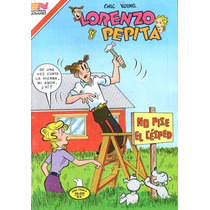 Revista Lorenzo Y Pepita 2-603 - Novaro 29 Junio 1981