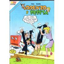 Revista Lorenzo Y Pepita 2-605 - Novaro 27 Julio 1981