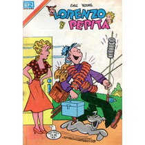 Revista Lorenzo Y Pepita 2-549 - Novaro 4 Junio 1979