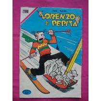 Revista Lorenzo Y Pepita Nº 310 Año 1969 Editorial Novaro