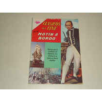 Revista Editorial Novaro Motin A Bordo Nº 94 Año 1963