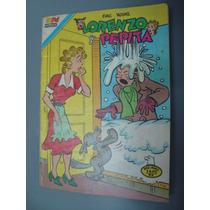 Revista Lorenzo Y Pepita 2628 1982 Comic Historieta E Novaro