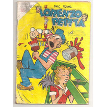 Comic Lorenzo Y Pepita Octubre 1955 Editorial Novaro