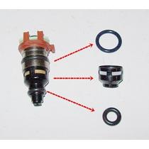Kit De Oring Y Filtros Del Inyector Denso Para Mazda Nissan